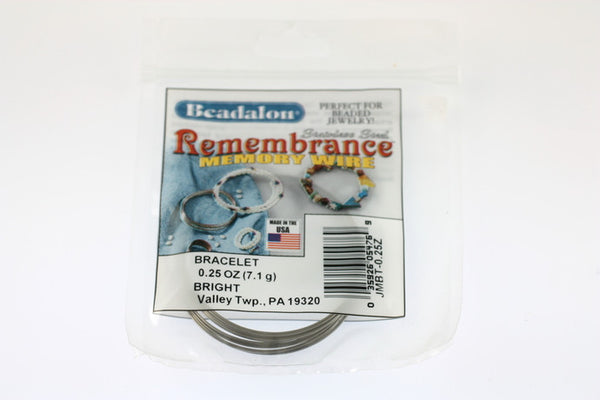 Small Bracelet Memory Wire