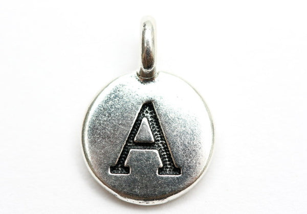 Letter 'A' Charm
