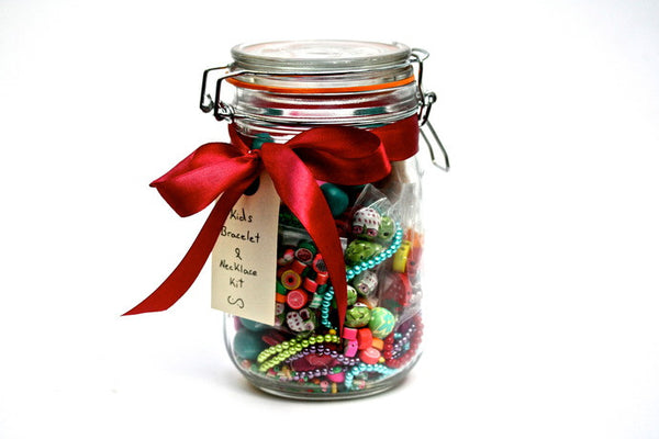 Medium Bead Jar