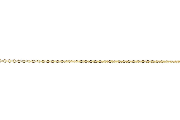 Kerrie Berrie Gold Plated Vacuum Plated Gold Chain by the Metre for Jewellery Making