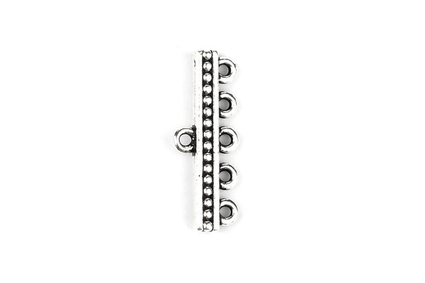 Kerrie Berrie Silver Tierracast Splitter for Multi Strand Necklaces or Bracelets