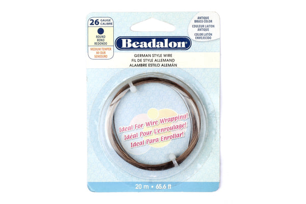 Craft Wire for Jewellery Making 26 Gauge
