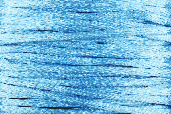 Blue Silk Nylon Rattail Cord – 1.5mm (5m)