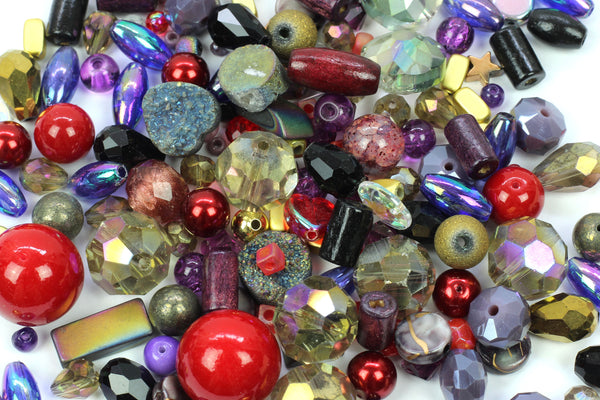 Kerrie Berrie UK Jewellery Making Supplies Beads for Jewellery Value Bead Mix