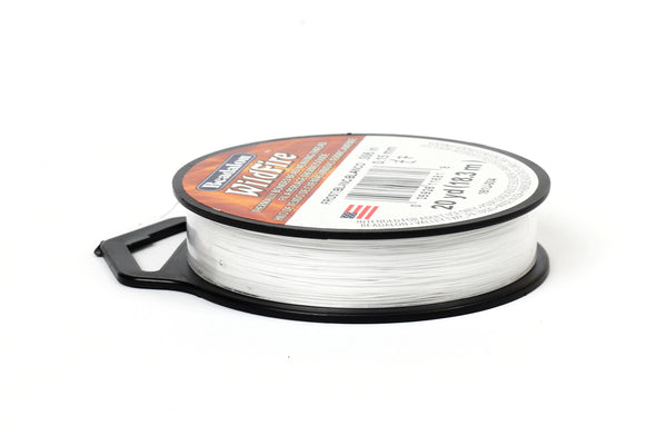 Kerrie Berrie Jewellery Making Stringing Materials White Wildfire Cord 0.15mm