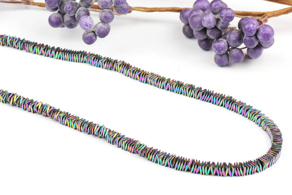 Kerrie Berrie Handmade in UK_Hematite Necklaces in choice of colours