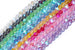Kerrie Berrie UK Colourful Glass Glow Beads for Beading and Jewellery Making