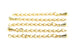 Kerrie Berrie Gold Necklace Extension Chains