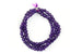 Kerrie Berrie Semi Precious Round Amethyst Beads for Jewellery Making