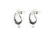 Sterling Silver Clip On Earrings with Loop for Jewellery Making