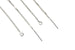 Sterling Silver Threader Ear Wires for Jewellery Making