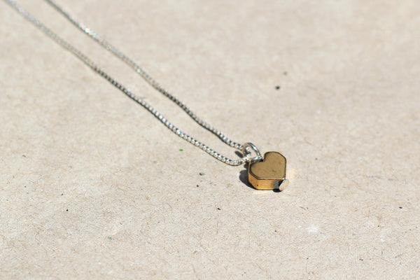 Kerrie Berrie Necklace from the Handmade Heart Jewellery Collection