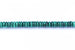 Malachite Semi-precious strand of 2 x 8mm disc beads