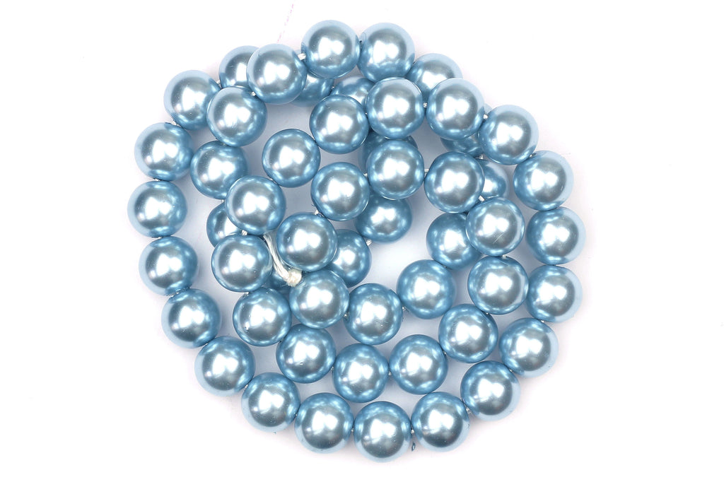 Kerrie Berrie jewellery Making Supplies UK Glass Faux Pearls for Jewellery Making