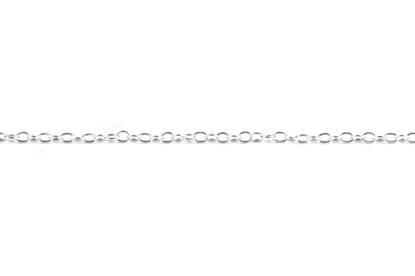 Sterling Silver Chain by the Metre for Jewellery Making
