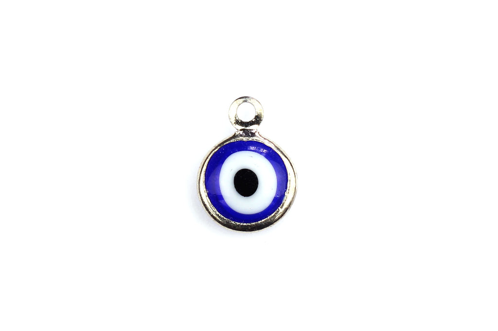 Kerrie Berrie All Seeing Turkish Eye Silver Charm