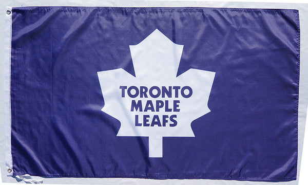 Toronto Maple Leafs Flag-3x5 Banner-100% polyester - flagsshop