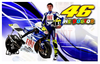 VALENTINO ROSSI 46 FLAG THE DOCTOR Flag-3x5 FT Banner-100% polyester-2 Metal Grommets - flagsshop