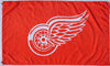 Detroit Red Wings Flag-3x5 Banner-100% polyester
