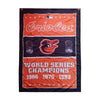 Baltimore Orioles Flag-3x5 Banner-100% polyester - flagsshop