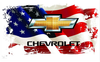 Chevrolet flag-3x5 Chevy Racing Banner