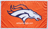 Denver Broncos Flag-3x5 NFL Bronco Flag Banner-100% polyester-super bowl