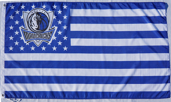 Dallas Mavericks Flag-3x5 Banner-100% polyester - flagsshop