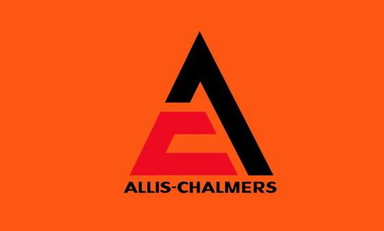 Allis Chalmers Flag-3x5 Banner-100% polyester - flagsshop