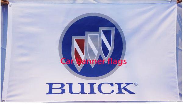 Buick flag-3x5ft Buick Grand National Flags Banner-100% polyester-checkered Banner - flagsshop