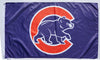 Chicago Cubs Flag-3x5 Banner-100% polyester