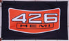 426 Hemi Flag-3x5 FT Banner-100% polyester-2 Metal Grommets - flagsshop