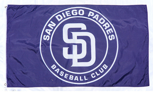 San Diego Padres Flag-3x5 Banner-100% polyester - flagsshop