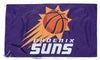 Phoenix Suns Flag-3x5 Banner-100% polyester