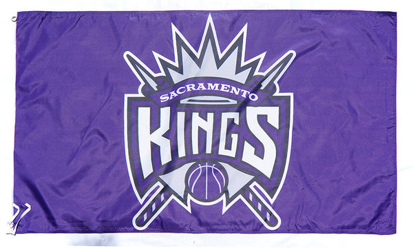 Sacramento Kings Flag-3x5 Banner-100% polyester - flagsshop
