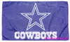 Dallas Cowboys Flag-3x5 NFL Banner-100% polyester-Helmet-Champions