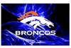 Denver Broncos Flag-3x5 NFL Bronco Flag Banner-100% polyester-super bowl - flagsshop