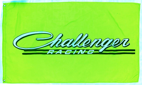 Dodge Challenger Flag for car racing-3x5 FT-100% polyester Banner - flagsshop