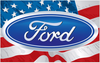 Ford Flag-3x5-Checkered Banner-for Saleen-Mustang-Shelby-Cobra-Cortina