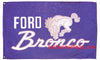 Ford Bronco Flag-3x5 Banner-100% polyester - flagsshop