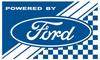 Ford Flag-3x5-Checkered Banner-for Saleen-Mustang-Shelby-Cobra-Cortina - flagsshop
