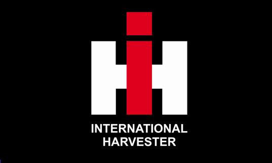 International Harvester IH Flag-3x5 Banner-100% polyester - flagsshop