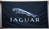 Jaguar Flag-3x5 FT-100% polyester Banner-Green-Black