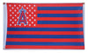Los Angeles Angels of Anaheim Flag-3x5 Banner-100% polyester - flagsshop
