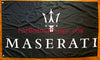 Maserati Flag-3x5 Racing Banner-100% polyester-Red - flagsshop