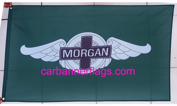 Morgan Flag-3x5 Banner-100% polyester - flagsshop