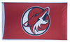 Phoenix Coyotes Flag-3x5 Banner-100% polyester