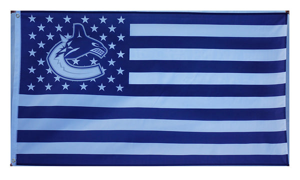 Vancouver Canucks Flag-3x5 Banner-100% polyester - flagsshop