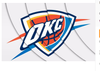 Oklahoma City Thunder Flag-3x5 Banner-100% polyester - flagsshop