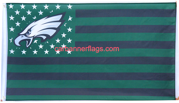 e88c2517f07 Philadelphia Eagles Flag-3x5 new NFL Philadelphia Eagles Flag Banner-100%  polyester-