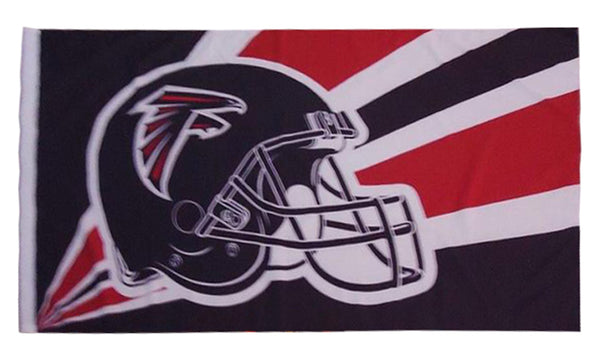 Atlanta Falcons Flag-3x5 NFL Banner-100% polyester - flagsshop